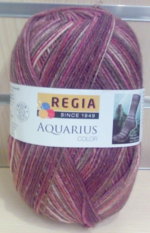 Regia Aquarius Color 150g sukkalanka