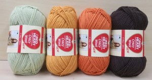 Crazy Wool neulelanka 100g/200m x 10, Red Heart